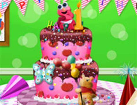 decorate cake birthday cards games  kids  girls