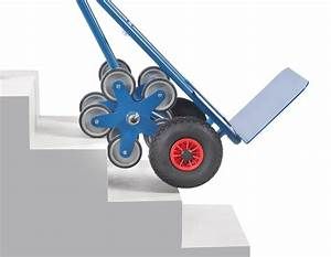 Transport über Treppen : treppen sackkarre mit f nfer radstern 01600032 online ~ Michelbontemps.com Haus und Dekorationen