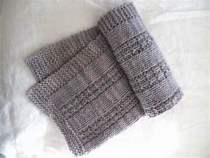 Petite Couverture Bébé : modele tricot gratuit couverture ~ Teatrodelosmanantiales.com Idées de Décoration