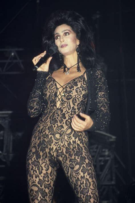 Cher pussy slip