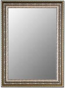 bed bath beyond hitchcock butterfield decorative wall mirror in venetian washed silver