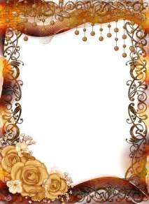 blue wedding flowers frame with roses and ornaments by lyotta on deviantart