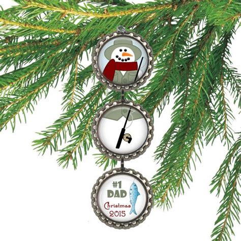 how to personalized gifts personalized ornament fishing ornament