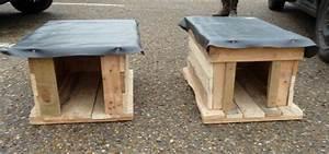 Cabane Pour Chien : construction d 39 un abris pour chiens page 2 ~ Melissatoandfro.com Idées de Décoration