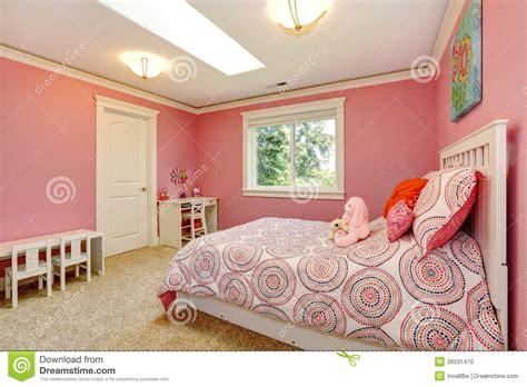 belles chambres à coucher chambre à coucher pour des filles photo stock