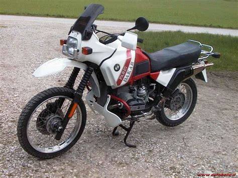 Bmw R100gs by 1994 Bmw R100gs Dakar Pics Specs And Information