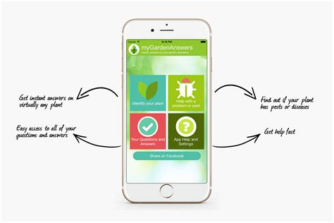 Garden Answers App by Garden Answers Plant Identification