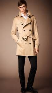 Trench Coat Burberry Homme : burberry men heritage trench coat collection the timeless must have the fashionisto ~ Melissatoandfro.com Idées de Décoration