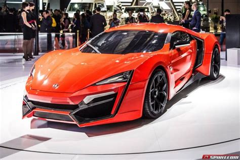 Perfect pics of Fenyr SuperSport and Lykan HyperSport ...