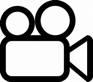 Video Camera Svg Png Icon Free Download (#324403 ...