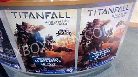 titanfall beta announced for xbox one pc beyond