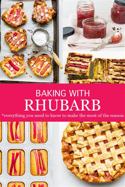 Best Rhubarb Recipes by Best Rhubarb Recipes Kitchen Heals Soul