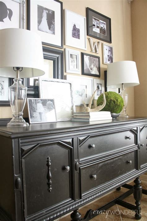 Dining Room Sideboard Decorating Ideas by Wonderful Living Room Changes Wonderful