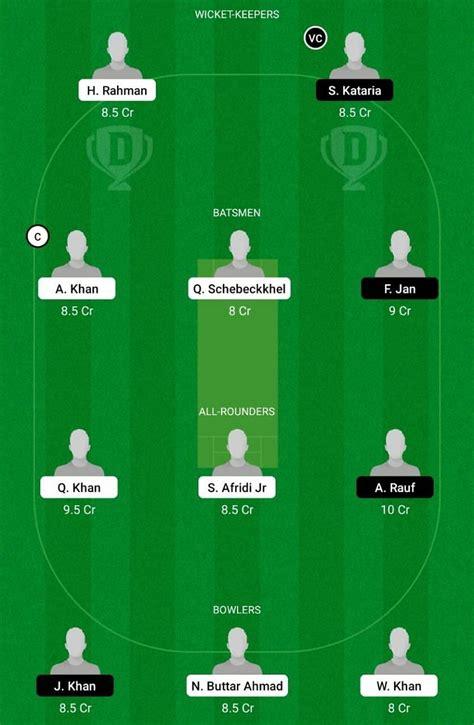 MSF vs ARS Dream11 Team Prediction, Fantasy Cricket Tips ...