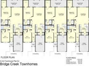 Plex Apartment Plans Pictures by 4 Plex Townhouse Floor Plans 4 Plex Apartment Floor Plans