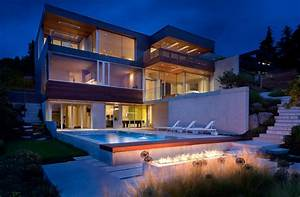 Orchard, Way, By, Mcleod, Bovell, Modern, Houses