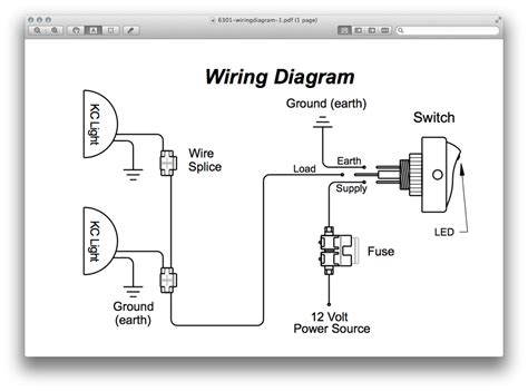 wiring diagram for kc lights just got some hella rallye 3000 s and need help the
