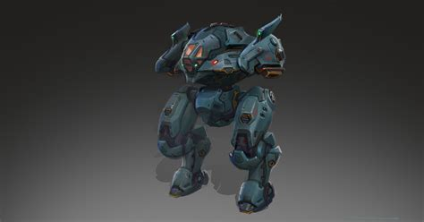 [34] Hover Bot Will This Concept Fly?  War Robots