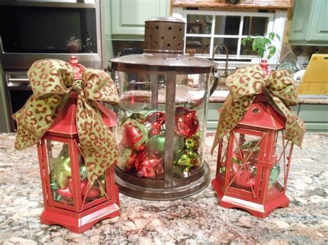 Beautiful Christmas Urns And Outdoor Decor……  More Is