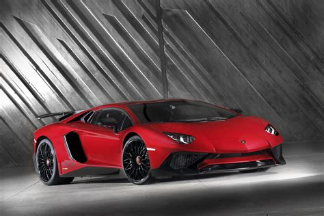 Lamborghini Aventador Lp750-4 Sv Specs