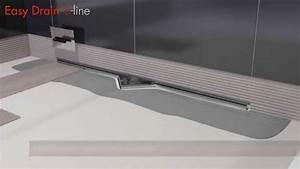 Ess Easy Drain : video di installazione canaletta doccia easy drain s line italiano youtube ~ Orissabook.com Haus und Dekorationen