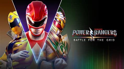 It's Morphin' Time! - recenzja Power Rangers: Battle for ...