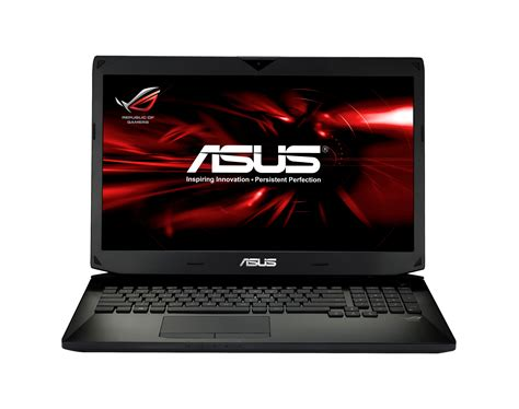 Asus Introduces The Republic Of Gamers G750 Laptop