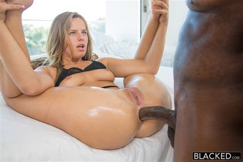 18yr Old Jillian Has Anal Sex With Bbc Interracial Candy
