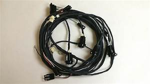 1968 Camaro Coupe Rs Rear Light Wiring Harness Rally Sport