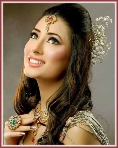 simple eid hairstyles   girls  pakistan