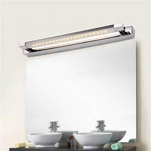 Luminaire De Salle De Bain : applique miroir led rotatif eclairage pour salle de bains ~ Dailycaller-alerts.com Idées de Décoration