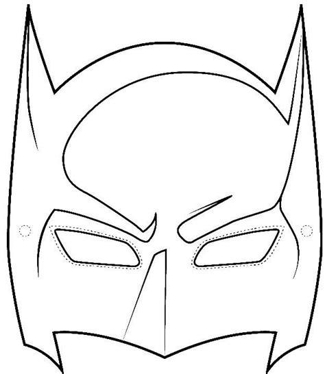 batman template batman drawing coloring pages