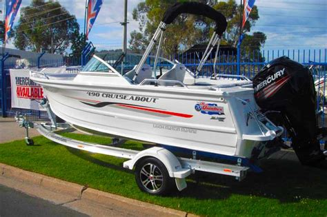 Buy Quintrex Boat by Used Quintrex Cruiseabout Fishmaster Secondhand Buyer S