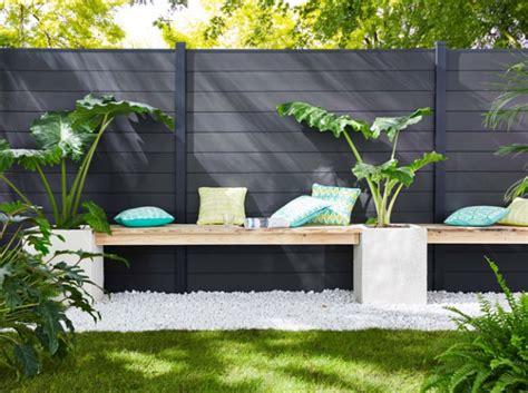 cloture decorative pour jardin l am 233 nagement du jardin d 233 coration en 2019 jardin