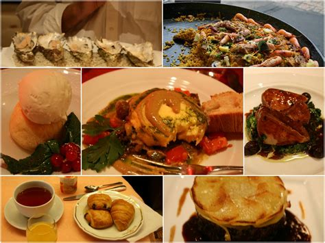 cuisine cr馘ence delights of the food in
