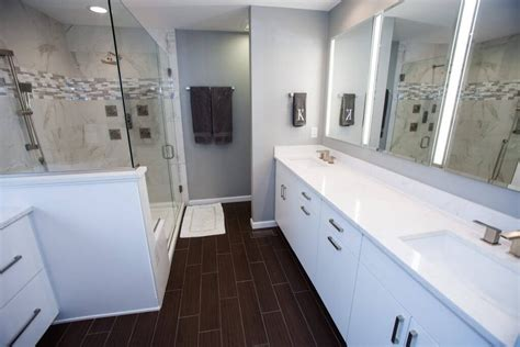bathroom remodel  st louis callier  thompson