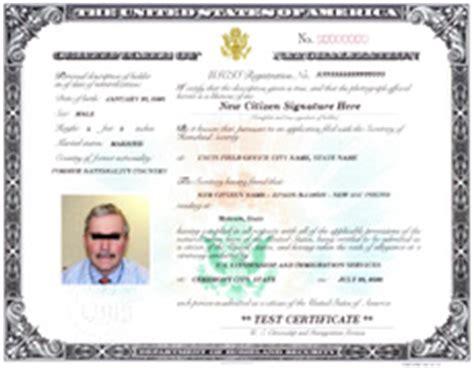 proof   citizenship passport birth certificate