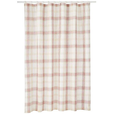 1000 ideas about plaid shower curtain on