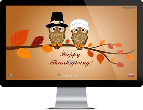 Thanksgiving Day Theme For Windows 7 And Windows 8