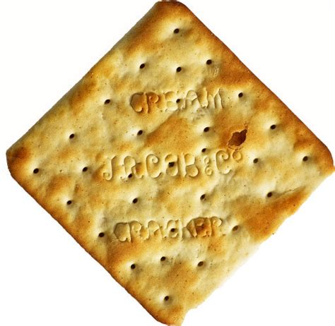 The Recipe For Jacob's Cream Crackers Has Not Changed, And