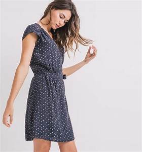 crossovershortdress clothing pinterest robes With robe portefeuille noire