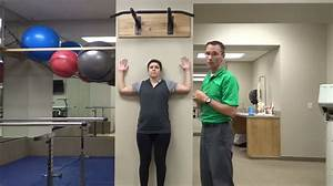 Touchdown Exercise  Manual Solutions Physical Therapy