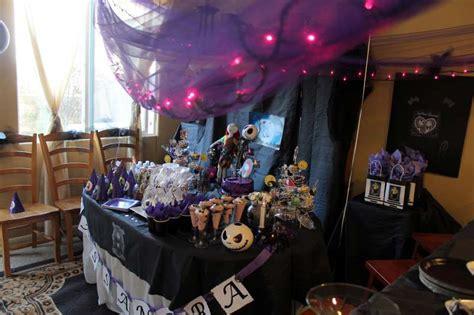 nightmare  christmas birthday party ideas photo