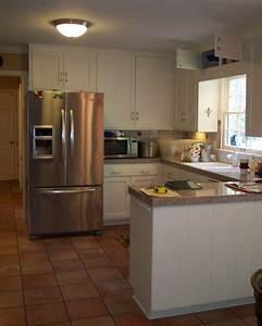 u shaped kitchen 2117
