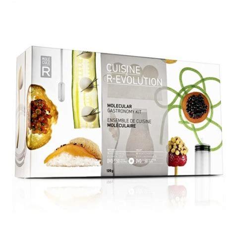 kit de cuisine moleculaire kit cuisine moléculaire r évolution colichef
