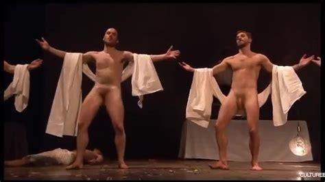 Mount Olympus De Jan Fabre Nude Ballet Big Dick