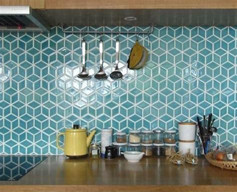 carrelage murale cuisine le carrelage mural en 50 variantes pour vos murs
