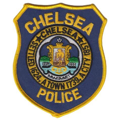 Sergeant Arthur Cashin, Chelsea Police Department ...
