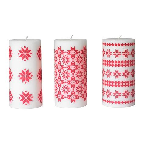 Candele Ikea by Candele Ikea Design Per Il Natale Notizie It