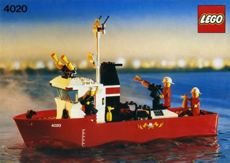 Lego Res Q Boat by Boats Brickset Lego Set Guide And Database